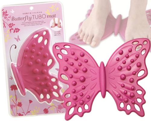 Mantensha Butterfly Tubo Massage Mat