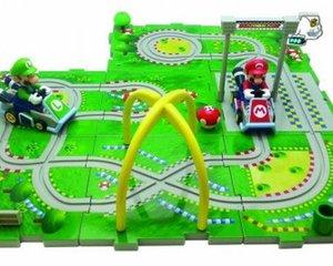 Mario Kart 7 Puzzle Circuit