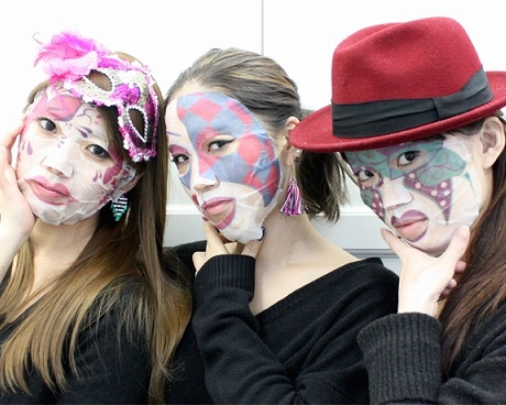 Masquerade Ball Face Pack Set