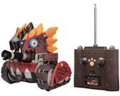 Monster Hunter RC Felyne Comrade Tank