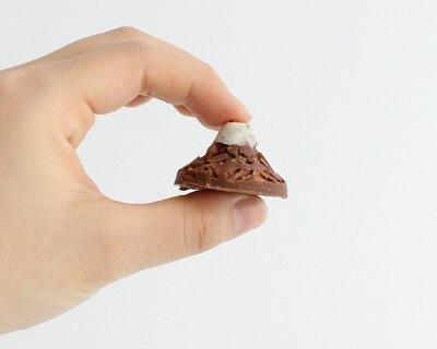 Mount Fuji Miniature Chocolates