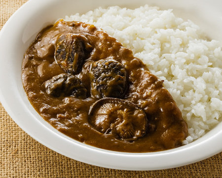 Genboku Shiitake Juicy Curry