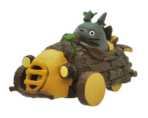 My Neighbor Totoro Pullback Toy Totoro Buggy