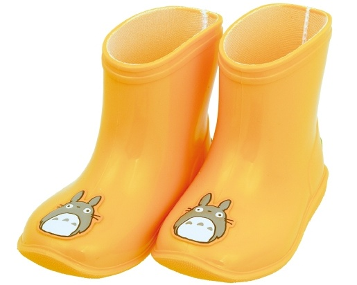 My Neighbor Totoro Waterproof Coat and Rain Boots for Kids