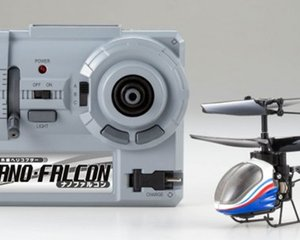 Nano Falcon RC Helicopter