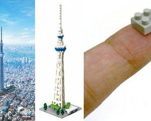 Nanoblock Tokyo Sky Tree