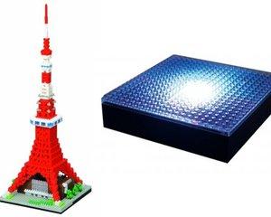 Nanoblock Tokyo Tower Deluxe Edition