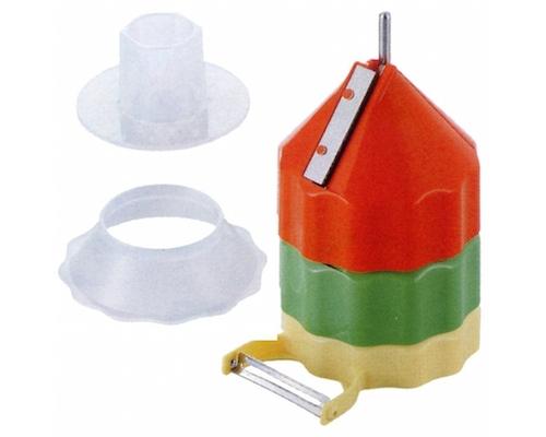 Nejicco Vegetable Slicer Pencil Sharpeners
