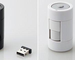 Elecom Kandenchi Mouse by nendo