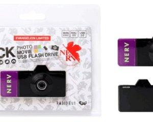 Neon Genesis Evangelion Pick Camera