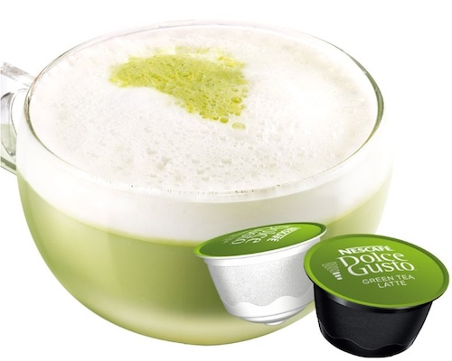Nestle Nescafe Dolce Gusto Uji Matcha Green Tea Latte Capsules