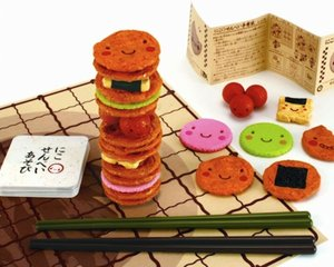 Nico Senbei Asobi Game