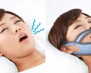 Night Supporter Suyasuya Anti-Snore Mask