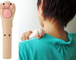 Nyantan Cat Paw Massager
