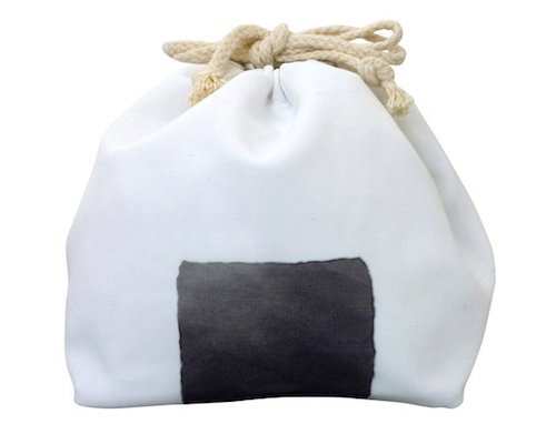 Onigiri Rice Ball Bento Pouch