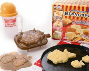 Oyako Microwave Taiyaki Maker from Takara Tomy