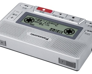 Panasonic Voice IC Recorder Tape Player RR-SR30