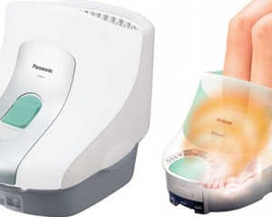 Panasonic Steam Foot Spa Bath