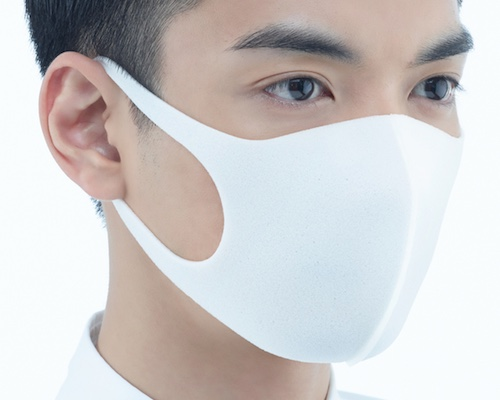 Pitta Mask Designer Face Mask