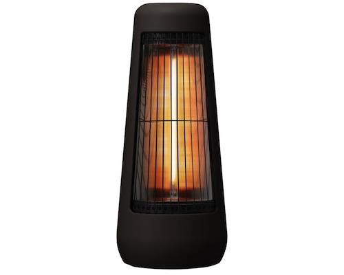 PlusMinusZero Carbon Fiber Heater