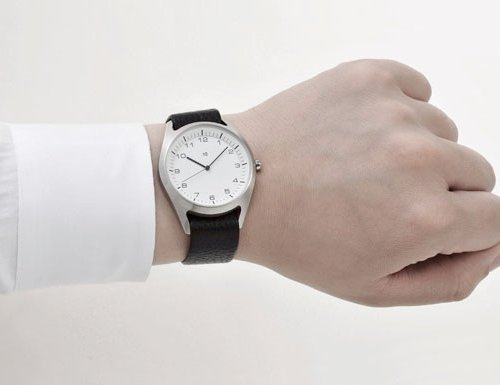 +/-0 Wrist Watch Plusminuszero