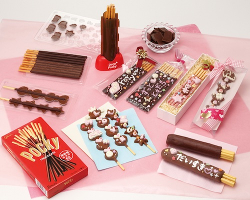 Okashi Factory Deco Pocky