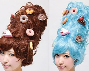 Pop Candy Harajuku Fashion Cosplay Wig