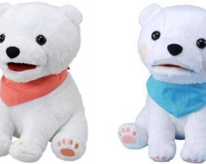Takara-Tomy Porale Singing Polar Bear