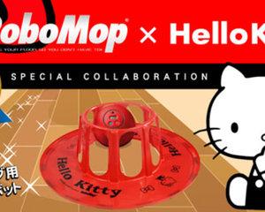 Hello Kitty Robomop