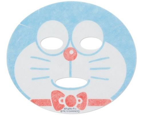 Doraemon and Hello Kitty Narikiri Face Packs