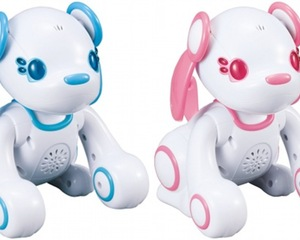 Heart Energy Poochi Dog Robot by Sega Toys