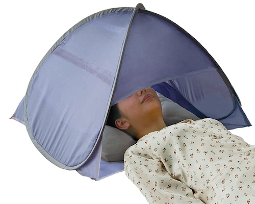 Sleeping Dome Indoors Head Tent