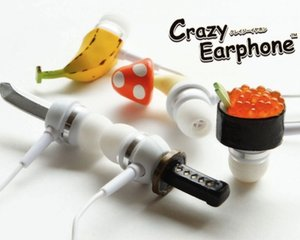 SolidAlliance Crazy Earphones