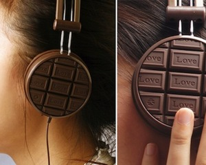 Sound Like Chocolate Scented Headphones