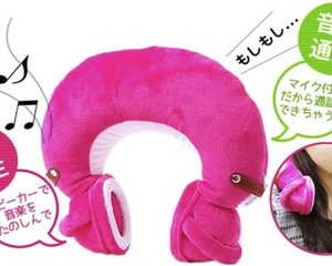 Spicki Cushion Headphones