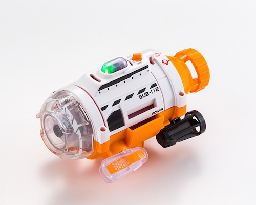 Submariner Camera Remote Control Underwater Toy