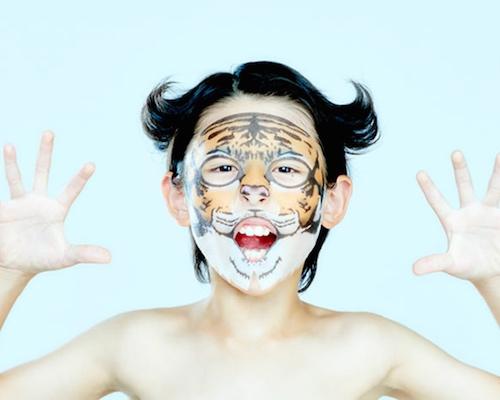 Sumatran Tiger Face Pack for Kids