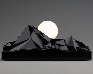 Sun Rising Lamp by Satoshi Itasaka