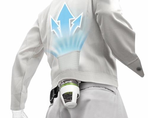 Tajima Seiryo Jacket Cooling System