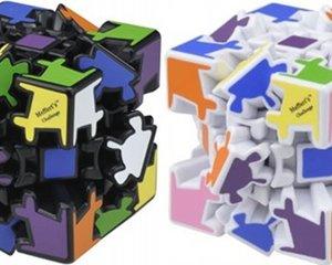 3D Gear Cube Puzzle