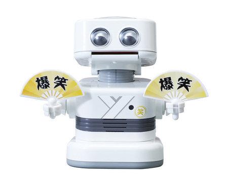Omnibot Charmy Baku Showtaro Comedian Robot