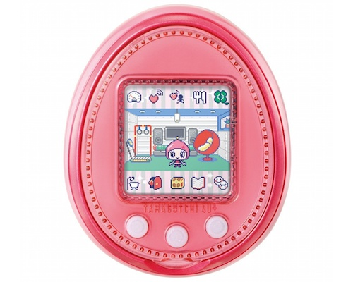 Tamagotchi 4U Plus