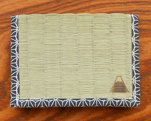 Tatami Business Card Holder