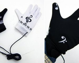 Thanko Piano Glove Musical Hand Instrument