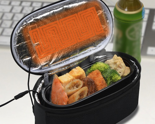 USB Heated Lunchbox Pouch