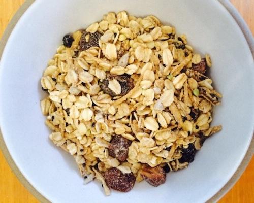 Tokyo Ganori Burdock Root Granola Cereal