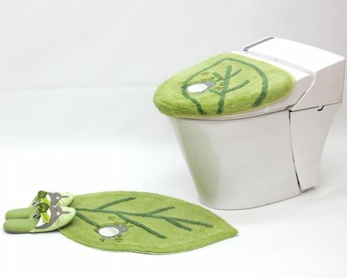 Totoro Bathroom Set