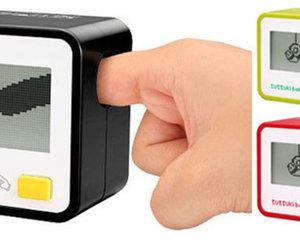Tuttuki Bako augmented reality game