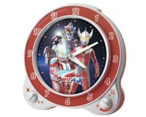 Ultraman Ginga Alarm Clock