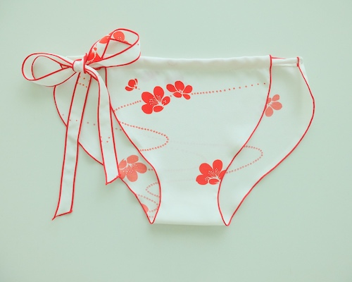 Kimono Fundoshi Loincloth Lingerie